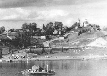 Кадр из фильма для проката. Из архива В.И. Рогальникова