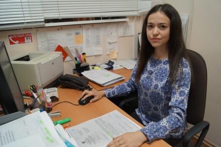 Ведущий специалист отдела - Лузянина Светлана Сергеевна