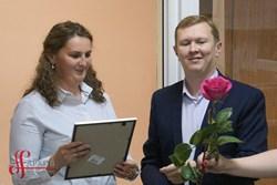Татьяна Анатольевна Петрова - ведущий специалист отдела обеспечения сохранности и государственного учета документов