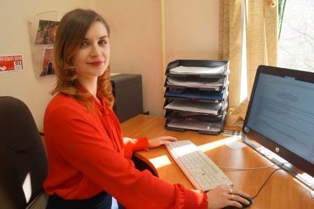 Заместитель начальника отдела - Бушмакина Мария Александровна