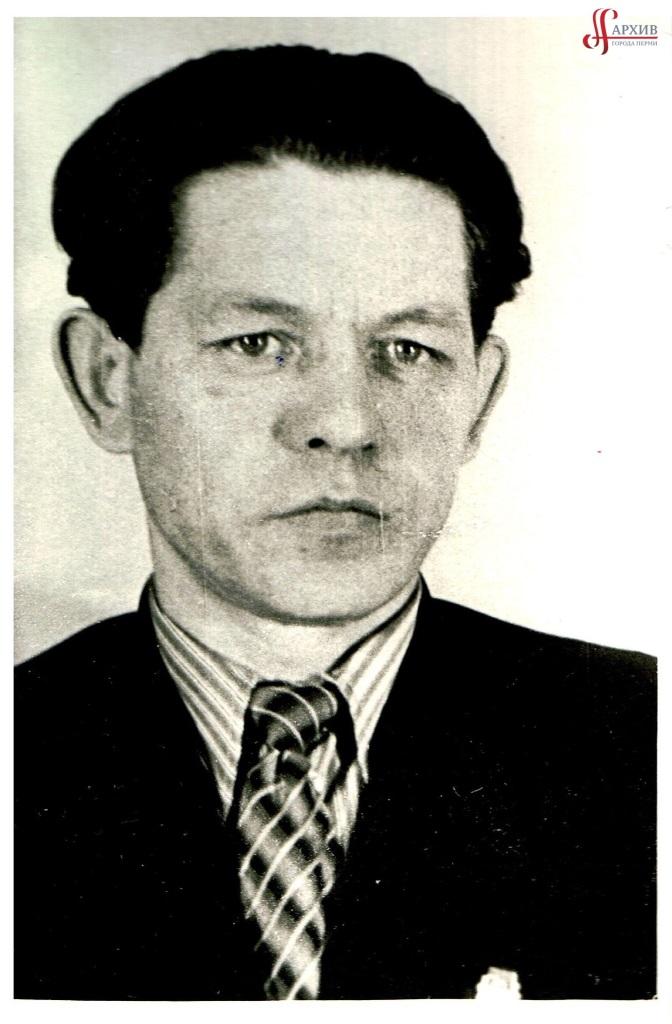 Ф.1062 Оп.1 Д.52 Л.001 Калинкин Г.С. Портрет 1960-70-е гг.